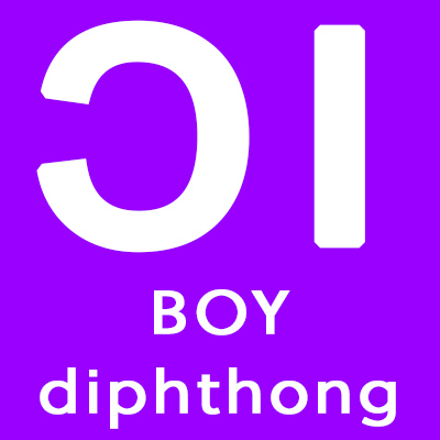 Standard British Accent Training: the keyword for /ɔɪ/ is 'BOY'