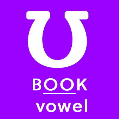 Practise your RP British Accent: The keyword for the /ʊ/ vowel is book.