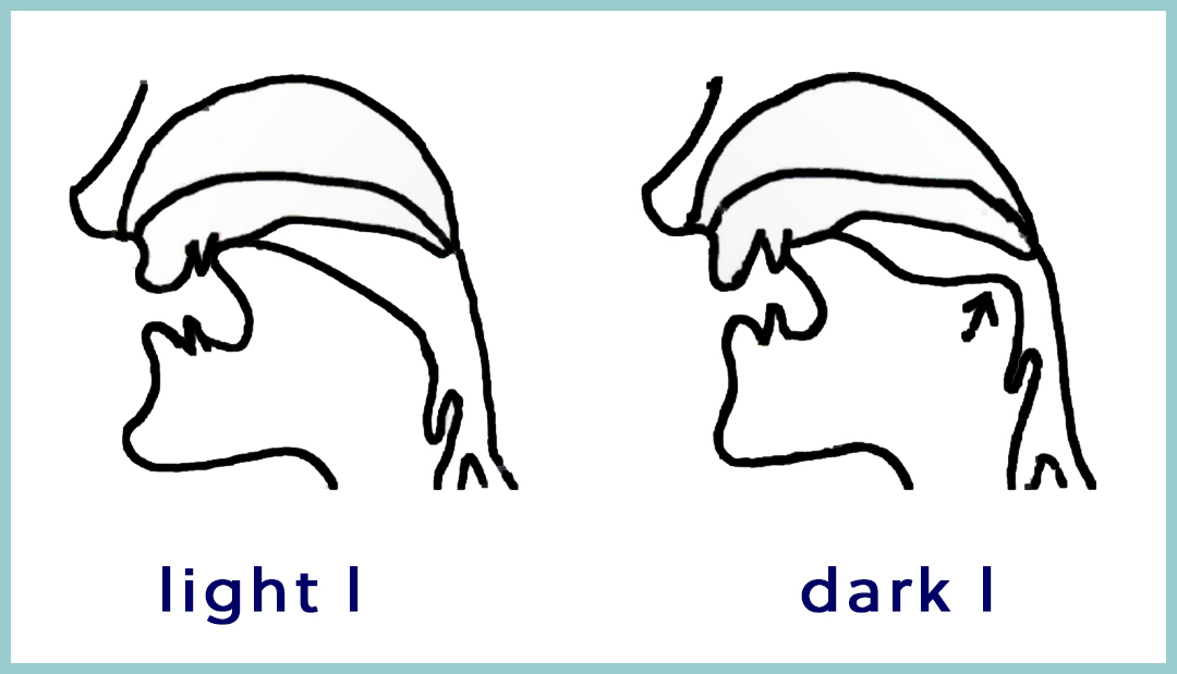 How to pronounce dark l