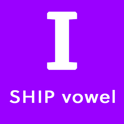 English accent practice: learn the SHIP vowel /ɪ/